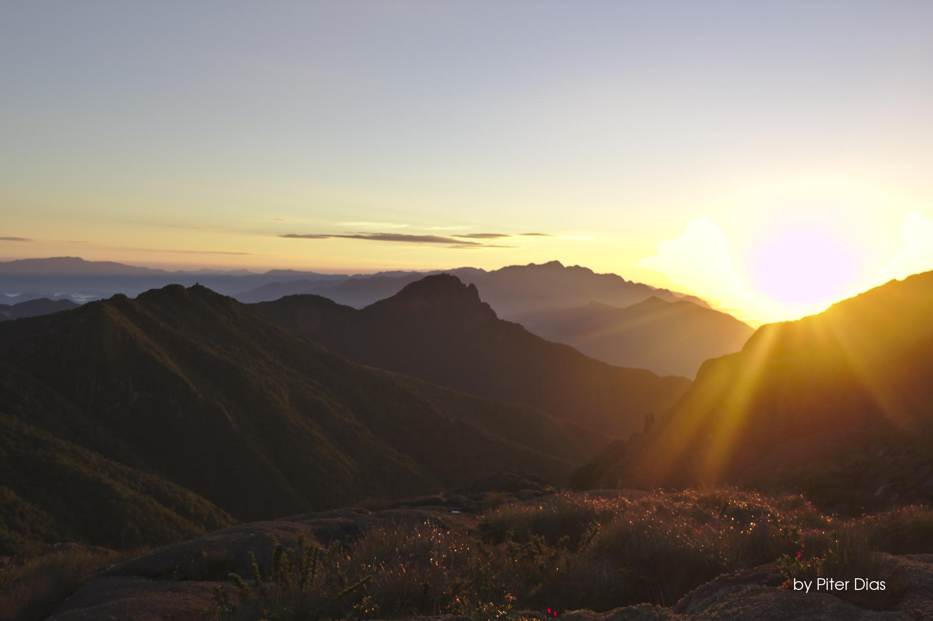 Indiana Dias e o Pico dos Marins